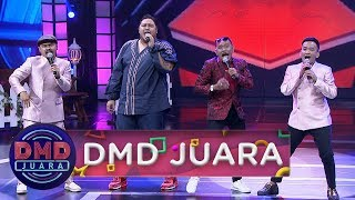 SPEKTAKULER Penampilan Ivan Gunawan, Wendi, Ruben, Dan Kriwil [I SWEAR] - DMD Juara (20/9)