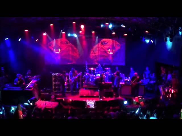O RAPPA  ao vivo no circo voador - Jam session
