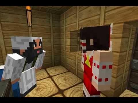 Minecraft Сказка о Красной шапочке