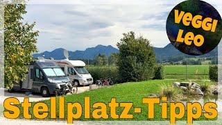 Wohnmobil Stellplatz Tipp   Bayern   Bernau am Chiemsee