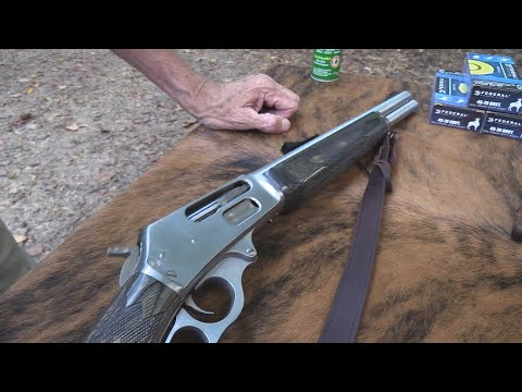 Marlin STP .45-70 Trapper Chapter 2