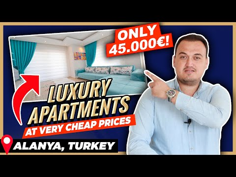 Cheap Apartments In Turkey For Sale 😳Buying Cheap Property In Turkey In 2021