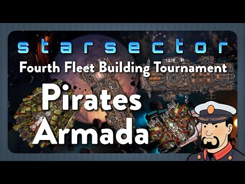 4th Starsector Fleet Building Tournament - Round 2: Pirates Armada