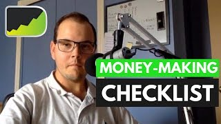 FOREX SWING TRADING CHECKLIST SECRET (Plan Your Trades)