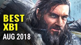 20 Best New Xbox One Games of August 2018