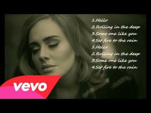 Hello Adele| Những Ca Khúc Hay Nhất của Adele