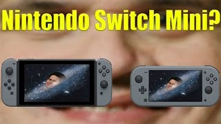 Is A Nintendo Switch Mini Coming Soon? Analysts Think So...