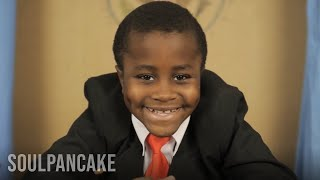 Kid President - Guide To Being A Party