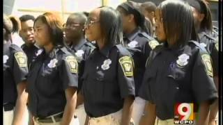 Police teen cadet program kicks off