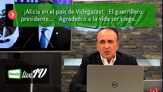 Ferriz LIVE TV-31 de Julio , 2015-Programa 143