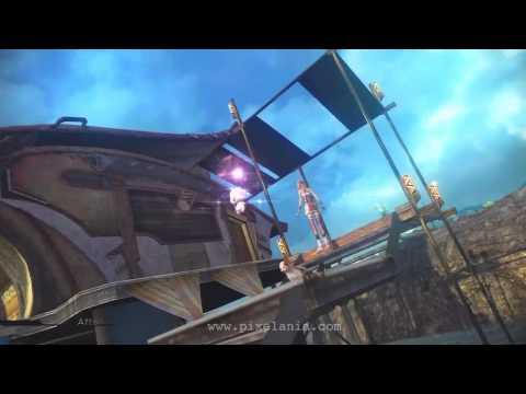 Video Reseña - Final Fantasy XIII-2 - Pixelania