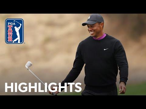 Tiger Woods shoots 6-under 66 | Round 2 | ZOZO CHAMPIONSHIP 2020