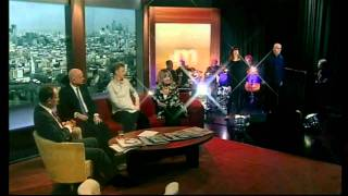 Peter Gabriel - Wallflower - The Andrew Marr SHOW BBC1 - HD