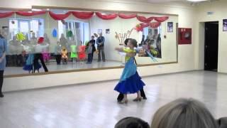 Дети танцуют танго! Tango children(Дети танцуют танго. Tango children. Гумеров Ильяс и Мусальникова Валерия, категория Дети-2., 2016-02-16T12:27:06.000Z)
