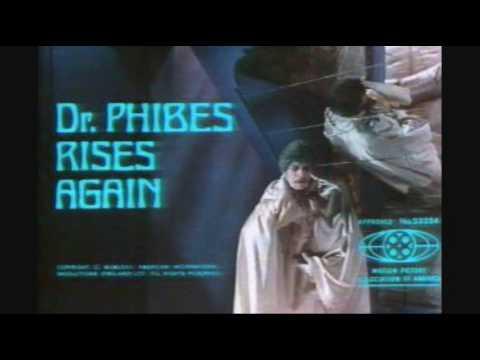 Dr Phibes Rises Again soundtrack - Inscriptio John Gale 1972