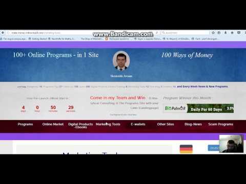 Make Money Online Top10 Programs, Ewallets, News, Digital Products etc -English- Skenteridis Avraam