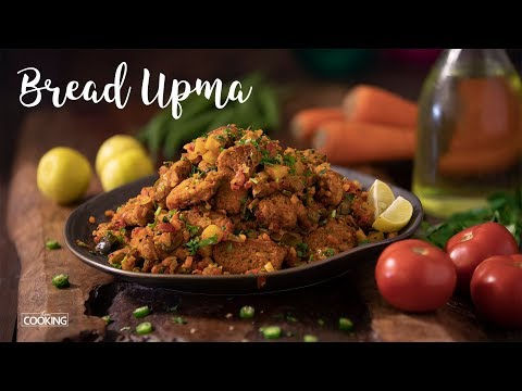 students-special---bread-upma-|-brown-bread-|-bread-recipes-|-bachelor-cooking