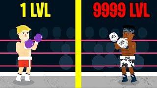 KSI vs. Logan Paul BOXING EVOLUTION!