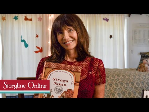 Strega Nona read by Mary Steenburgen