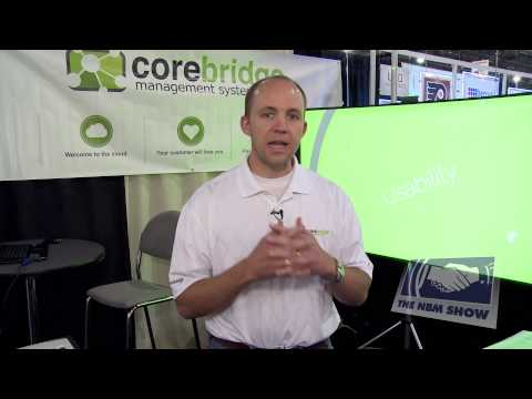 Corebridge Software at THE NBM SHOW in Philadelphia