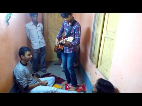 Aami Tomar Kache Unplugged By Sanjay Roy