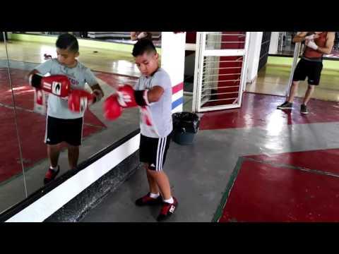 Colorado Boxing Gym Training