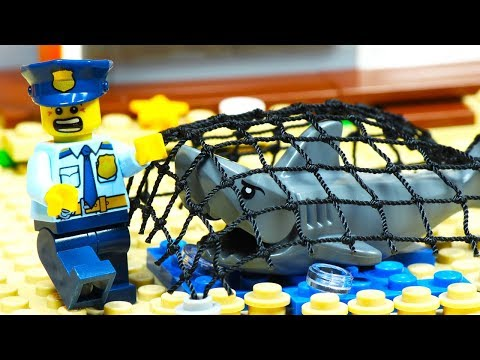 Lego City Shark Attack Fail