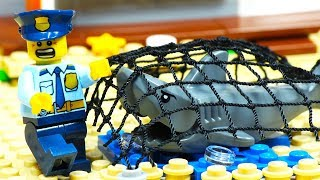Lego City Shark Attack Fail