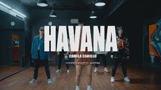 CAMILA CABELLO - HAVANA 안무 DANCE [JAZZFUNK] (Choreography. MAYKIM) [WAWA DANCE ACADEMY 와와댄스 마포본점]