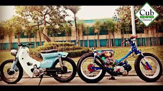 Street Cub Ban Besar (Bobber) Custom Honda C Series [part.2] | Cub Series Channel