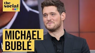 Michael Bublé shares an emotional message for his Canadian fans   The Social