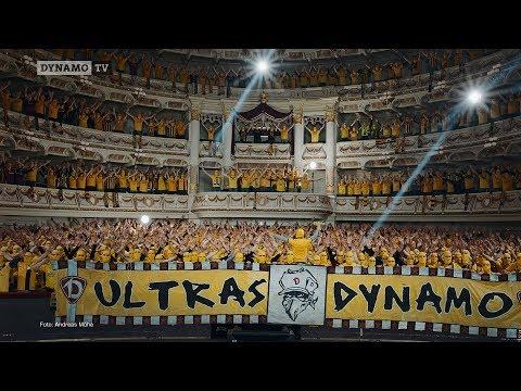 ULTRAS DYNAMO in der Semperoper | Dokumentarfilm