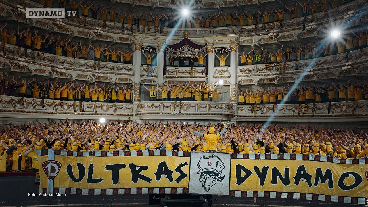 Dynamo Dresden: ULTRAS DYNAMO In Der Semperoper