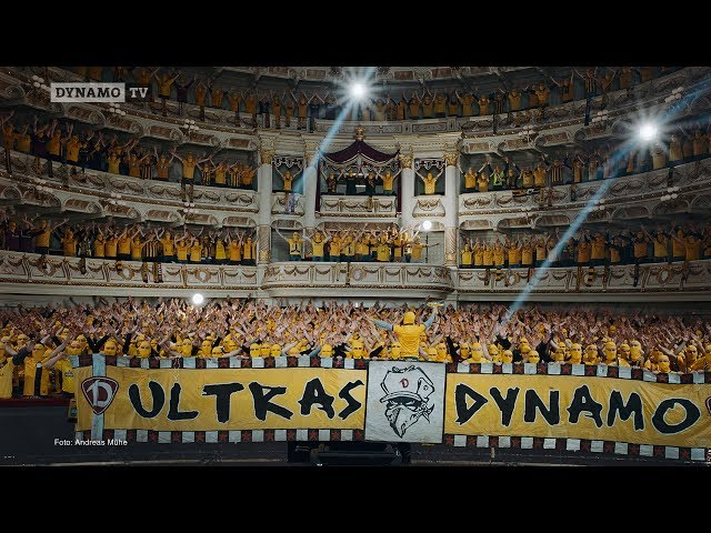 ULTRAS DYNAMO in der Semperoper | Dokumentarfilm