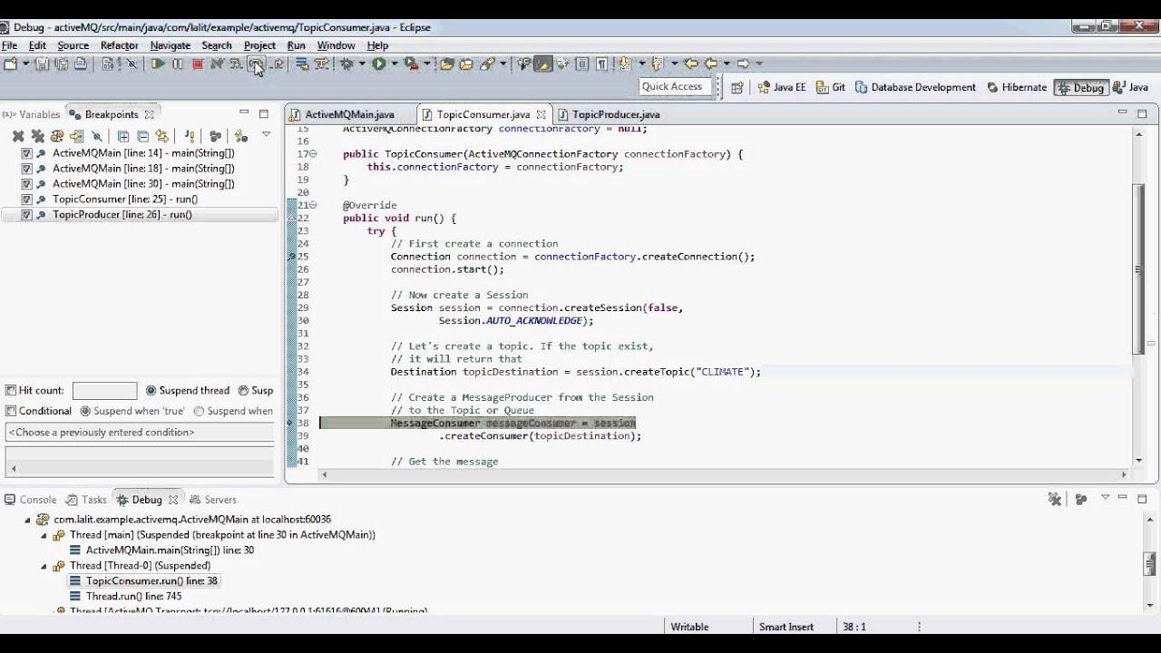 ActiveMQ Introduction