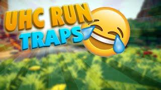 Fallait rester caché ! • Funtage Uhc Run Traps sur Epicube