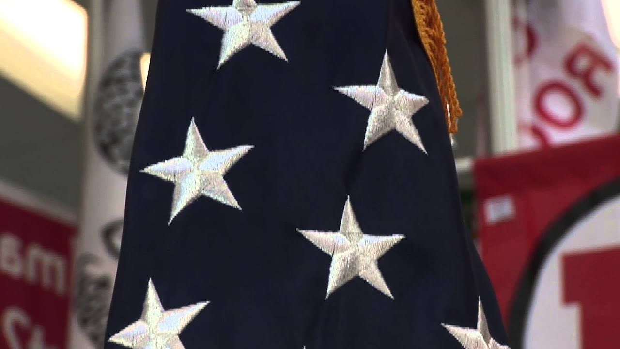 the united states flag american stars and stripes meaning youtube