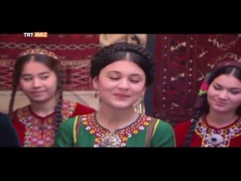 Türkmen Kızları'ndan Bir Müzik Videosu - TRT Avaz