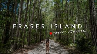 Adventure To Fraser  Island, Queensland