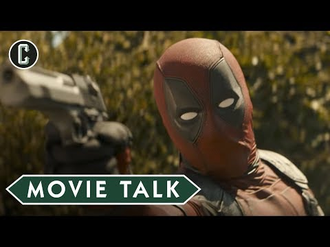 Deadpool 2 Teaser Released - Movie Talk
