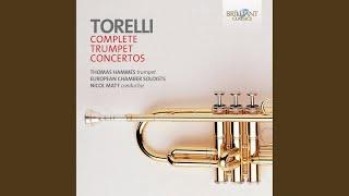 Sinfonia Con due Trombe, (G. 21) : II. Adagio e Staccato - Allegro staccato e Piano