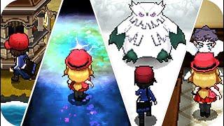 Pokémon X & Y : All Mega Stones Locations (HQ)