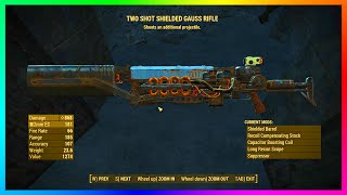 fallout 4 unlimited legendary weapons armor gear farming attempts rare legendary loot fo4