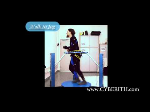 Cyberith - Virtualizer - New Material and Motion Analysis Teaser