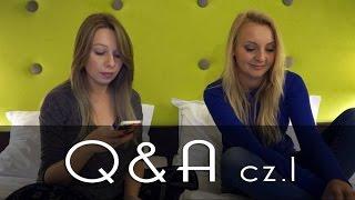 Pogadanki - Q&A - najlepsza szkoła wizażu, + i - pracy wizażystki, trudne klientki i łzawiące oczy