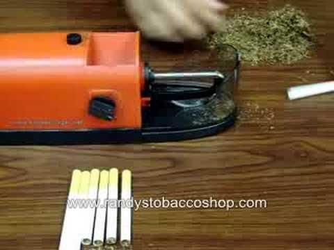 Easy Roller Compact La M 225 Quina El 233 Ctrica De Cigarrillos
