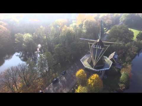 Kralingen Rotterdam - Droneflights