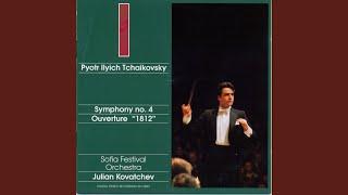 Symphony N° 4 In F Minor, Op. 36. Scherzo. Pizzicato ostinato. Allegro