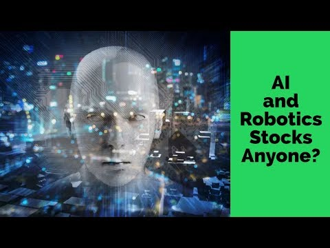 Top AI and Robotics Stocks You Haven't Heard Of! Hot Stock Valuation
