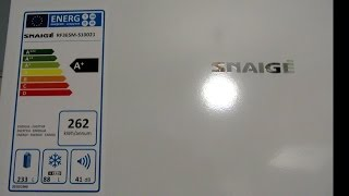 Обзор холодильника Snaige RF36SM